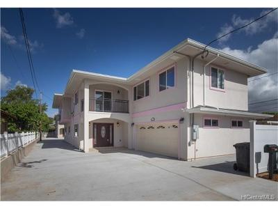 Single Family Home In Escrow Showing: 912 8th Avenue