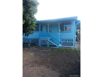 Wahiawa Multi Family Home In Escrow Showing: 134 Milikana Place