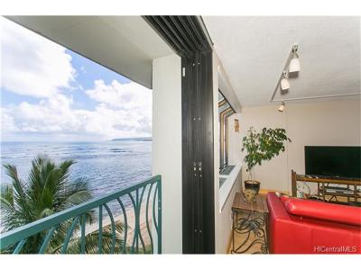 Waialua Condo/Townhouse In Escrow Showing: 68-121 Au Street #505