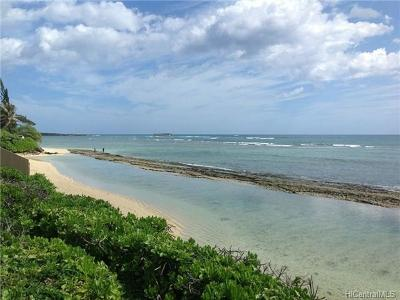 Laie Condo/Townhouse For Sale: 55-323 Kamehameha Highway #1