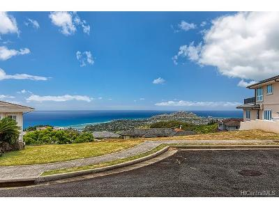 Honolulu Residential Lots & Land For Sale: 1904 Piimauna Place