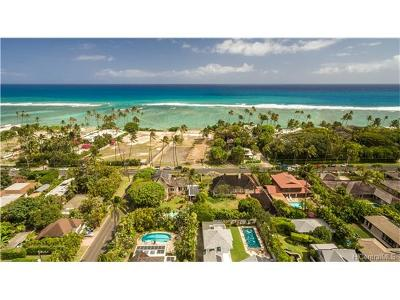 Hawaii County, Honolulu County Residential Lots & Land In Escrow Showing: 4585 Kahala Avenue
