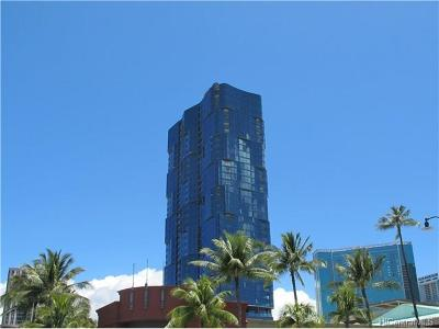 Honolulu Condo/Townhouse In Escrow Showing: 1108 Auahi Street #11-F