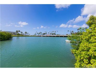 Honolulu Condo/Townhouse For Sale: 213 Kawaihae Street #E5