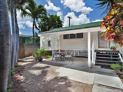 Waianae HI Single Family Home In Escrow Showing: $399,000