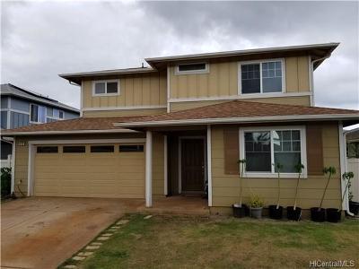 kapolei Single Family Home For Sale: 91-1121 Kahalepouli Street