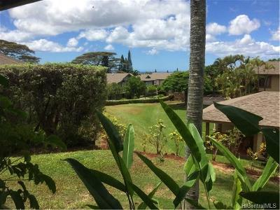 Aiea Condo/Townhouse For Sale: 98-1819 Kaahumanu Street #A