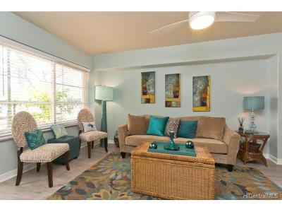 Honolulu HI Condo/Townhouse In Escrow Showing: $385,000
