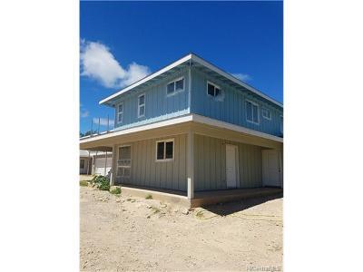 Kahuku Single Family Home For Sale: 56-436 Kamehameha Highway
