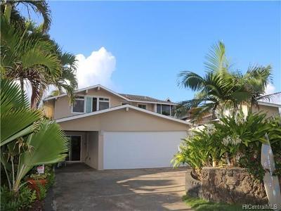 Single Family Home For Sale: 55-119 Naupaka Street