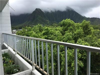 Kaneohe Rental For Rent: 46-283 Kahuhipa Street #C808