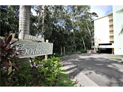 Wahiawa Condo/Townhouse For Sale: 1600 Wilikina Drive #C604