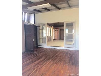 Single Family Home For Sale: 805 Luawai Street