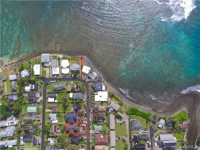 Hauula Single Family Home In Escrow Showing: 54-236 Kaipapau Loop