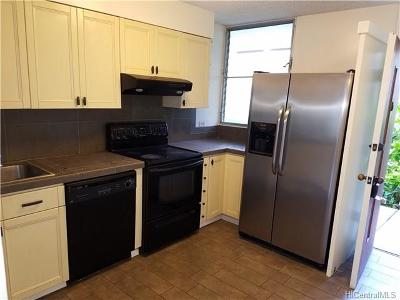 Honolulu HI Condo/Townhouse For Sale: $549,000