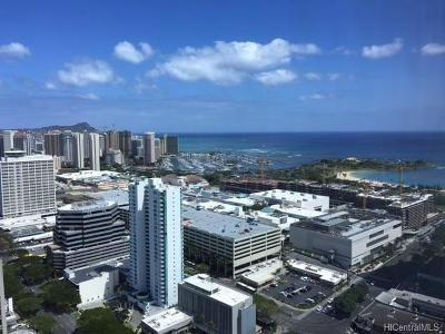Rental For Rent: 1288 Kapiolani Blvd (Moana Pacific) #I-4503
