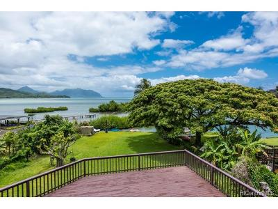 Kaneohe Single Family Home For Sale: 46-133 Lilipuna Road