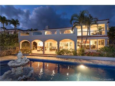 Single Family Home For Sale: 633 Kaulana Place
