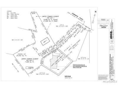 Waipahu Residential Lots & Land For Sale: 94-31b Nawaakoa Place #B