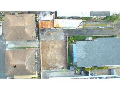 Honolulu Residential Lots & Land For Sale: 837 Hauoli Street