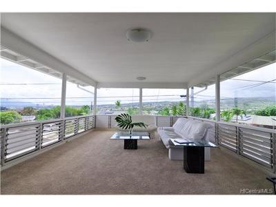 Single Family Home For Sale: 4211 Halupa Street