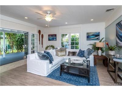 Single Family Home For Sale: 142 Haokea Drive