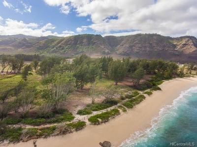 Waialua HI Residential Lots & Land For Sale: $3,900,000
