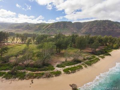 Waialua HI Residential Lots & Land For Sale: $5,900,000