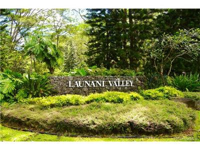 Mililani Condo/Townhouse For Sale: 95-528 Wikao Street #C204