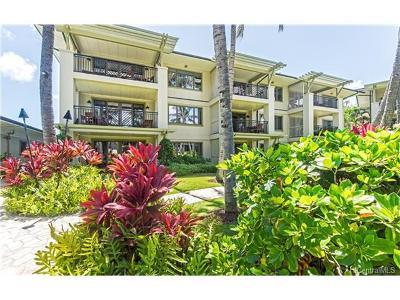 Kahuku Condo/Townhouse For Sale: 57-020 Kuilima Drive #215