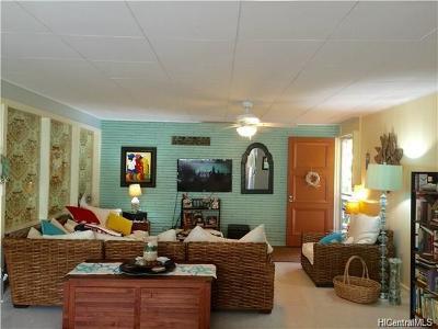 Hawaii County, Honolulu County Single Family Home For Sale: 1026 Hunakai Street