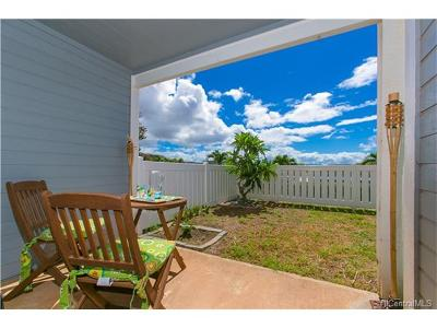 Kapolei Condo/Townhouse In Escrow Showing: 92-929 Hame Place #22-105