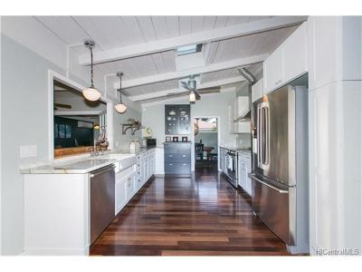 Kaneohe Single Family Home For Sale: 44-452 Kaneohe Bay Drive