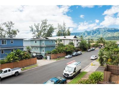 Waialua Condo/Townhouse In Escrow Showing: 68-090 Au Street #305E