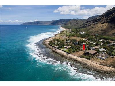 Honolulu County Residential Lots & Land For Sale: 84-111 Makau Street