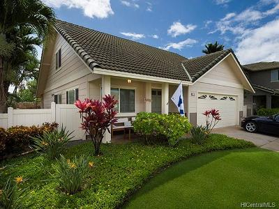 Ewa Beach HI Single Family Home For Sale: $625,000