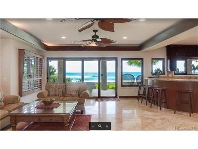 Single Family Home For Sale: 91-315 Ewa Beach Road