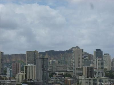 Honolulu Condo/Townhouse In Escrow Showing: 1212 Punahou Street #2001