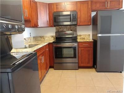 Pearl City Condo/Townhouse For Sale