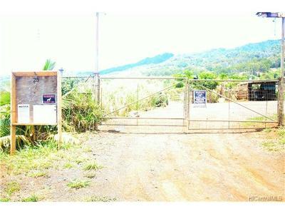 Honolulu County Residential Lots & Land For Sale: 94-1100 Kunia Road #25