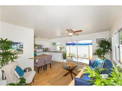 Ewa Beach Single Family Home In Escrow Showing: 91-1036c Hoomaka Street #24