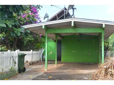 Ewa Beach Single Family Home For Sale: 91-1231 Hanaloa Street