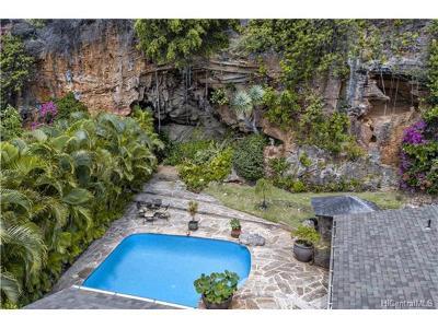Hawaii County, Honolulu County Single Family Home For Sale: 620 Ahakea Street