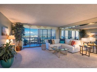 Condo/Townhouse In Escrow Showing: 425 South Street #1703