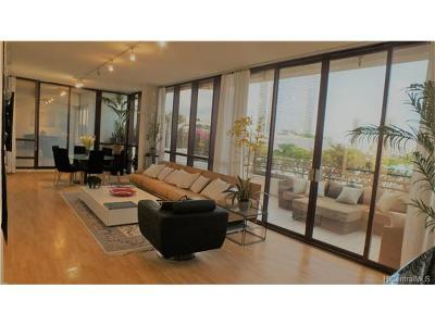 Condo/Townhouse In Escrow Showing: 725 Kapiolani Boulevard #611