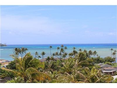 Honolulu County Condo/Townhouse For Sale: 250 Kawaihae Street #5B