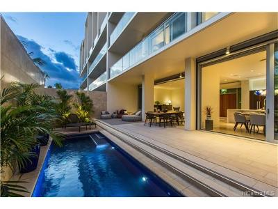 Honolulu HI Condo/Townhouse For Sale: $5,000,000