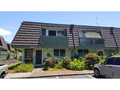 Rental For Rent: 98-264 Ualo Street (Pacific Village)  #M1