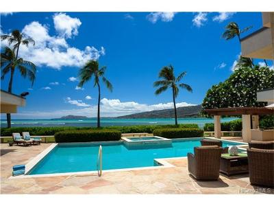 Honolulu Single Family Home For Sale: 387 Portlock Road