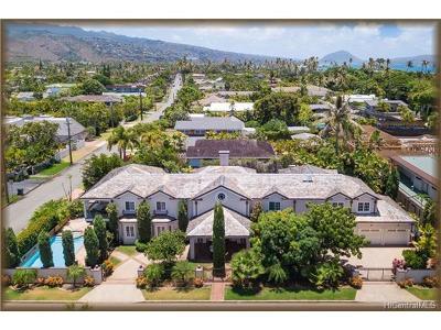 Hawaii County, Honolulu County Single Family Home For Sale: 485 Kala Place